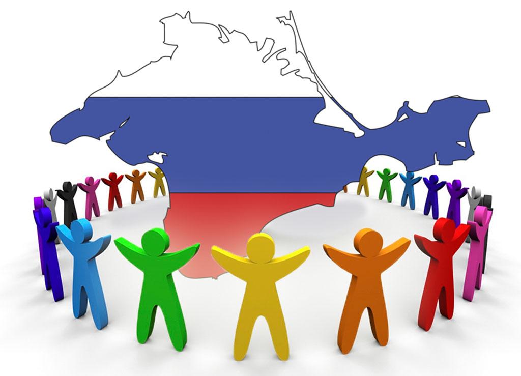 Оценка состояния межнациональных отношений в Республике Крым